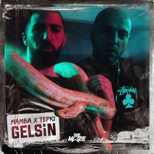 Album Gelsin (Explicit) from Tepki