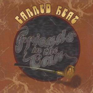 Album Friends in the Can from Canned Heat