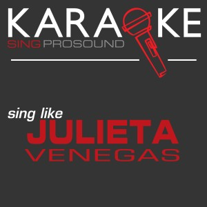 Album A Tribute to Julieta Venegas from ProSound Karaoke Band