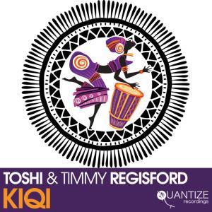 Album Kiqi (The Quarantine Remixes) from Toshi