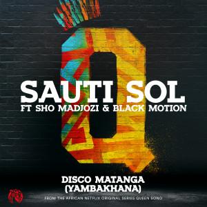 Album Disco Matanga (Yambakhana) from Sho Madjozi