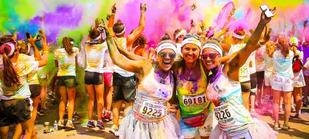 Menangin Run Pack The Color Run Hero Tour Di Sini!