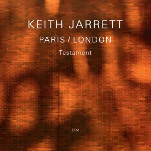 Album Paris / London (Testament) from Keith Jarrett