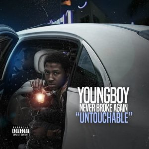 Youngboy Never Broke Again的專輯Untouchable