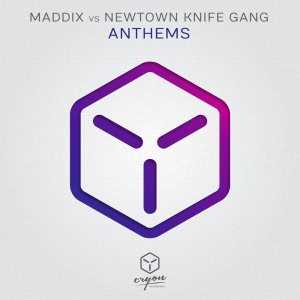 Album Anthems from Newtown Knife Gang