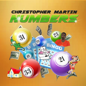 Album Numbers from Christopher Martin