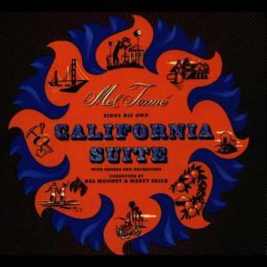 Mel Tormé的專輯Mel Torme Sings His Own California Suite With Chorus & Orchestras