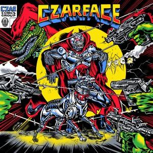 Album The Odd Czar Against Us (Explicit) from Czarface