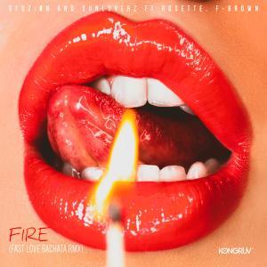 Album Fire (Fast Love Bachata Rmx) from Sunloverz