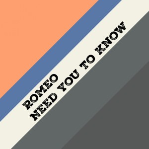 Need You to Know