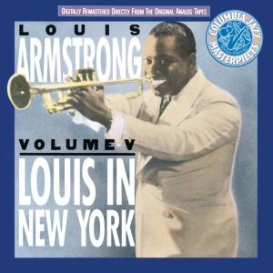 Louis Armstrong的專輯Vol. V: Louis In New York
