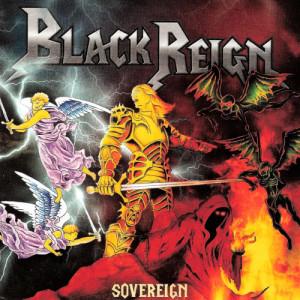 Album Sovereign from Black Reign