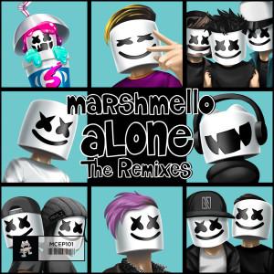 收聽Marshmello的Alone (DISKORD Remix)歌詞歌曲