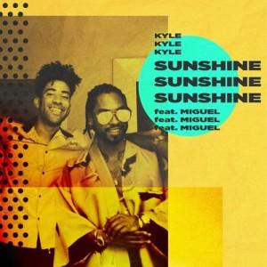 Kyle的專輯Sunshine (feat. Miguel)