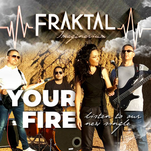 Fraktal的專輯Your Fire