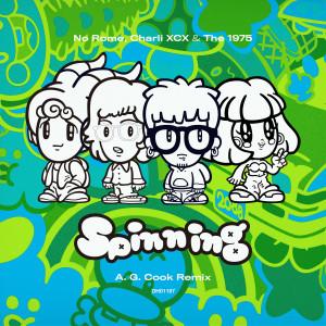อัลบัม Spinning (A. G. Cook Remixes) (Explicit) ศิลปิน Charli XCX