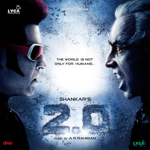 Album 2.0 (Hindi) (Original Motion Picture Soundtrack) from A. R. Rahman