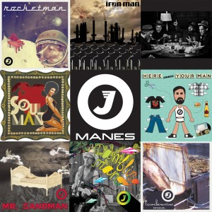 Album Manes from Jumbo