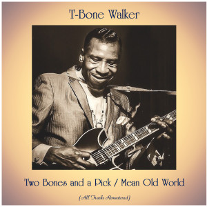 Album Two Bones and a Pick / Mean Old World from T-Bone Walker
