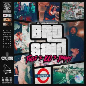 Album Bro Said (Explicit) from Tugz