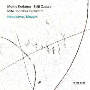 Seiji Ozawa的專輯Hosokawa / Mozart (Live)