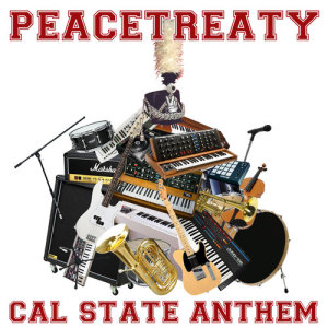 Album Cal State Anthem from PeaceTreaty