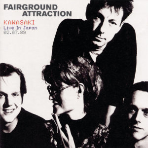 Album Live in Japan from Fairground Attraction