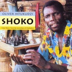 Album Shoko from Oliver Mtukudzi