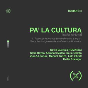 Album Pa' La Cultura from Abraham Mateo