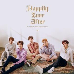 NU'EST的專輯The 6th Mini Album 'Happily Ever After'
