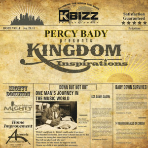 Album Kingdom Inspirations from Percy Bady