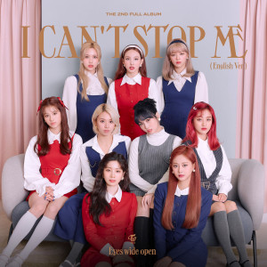 Album I CAN'T STOP ME from TWICE