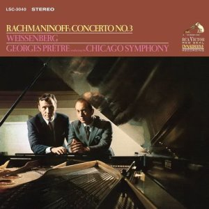 Alexis Weissenberg的專輯Rachmaninoff: Piano Concerto No. 3 in D Minor, Op. 30