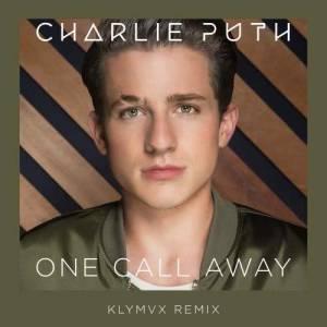 Charlie Puth的專輯One Call Away (KLYMVX Remix)