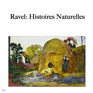 New Philharmonia Orchestra的專輯Ravel: Histoires Naturelles