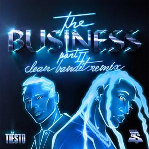 Tiësto的專輯The Business, Pt. II (Clean Bandit Remix)