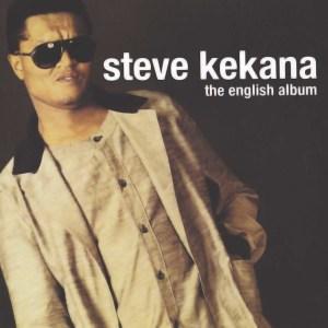 Album The English Album from Steve Kekana