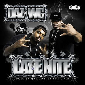 Album Late Nite - Single from WC