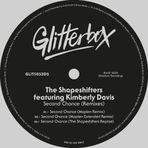 Album Second Chance (feat. Kimberly Davis) [Remixes] from The Shapeshifters