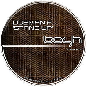 Album Stand Up from Dubman F.