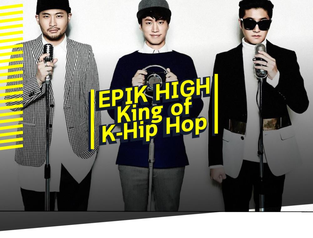 การกลับมาของ EPIK HIGH ราชา K-Hip Hop