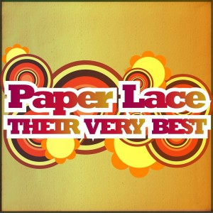 Album Paper Lace - Their Very Best from Paper Lace
