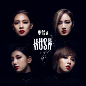 miss A的專輯HUSH SPECIAL EDITION