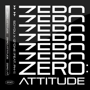 อัลบัม ZERO:ATTITUDE ศิลปิน IZ*ONE