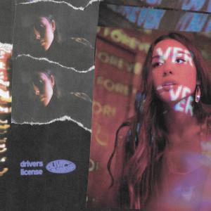 Album drivers license from Olivia Rodrigo