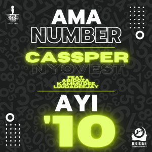 Album Ama Number Ayi '10 from Cassper Nyovest
