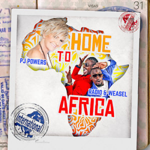 Album Home To Africa Single from PJ Powers