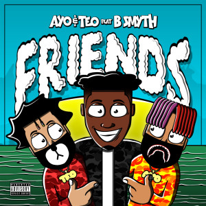 Album Friends from Ayo & Teo