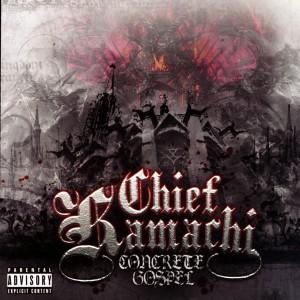 Album The Concrete Gospel (Explicit) from Chief Kamachi