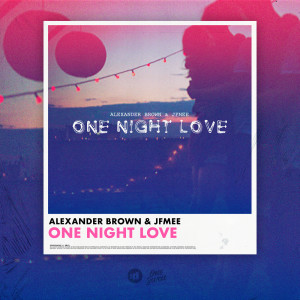 Album One Night Love from Alexander Brown